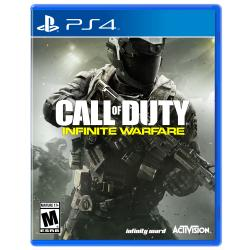 CALL OF DUTY: INFINITE WARFARE PS4 Activision