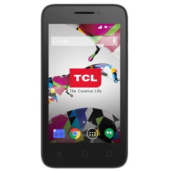 Celular Libre TCL E400 Negro