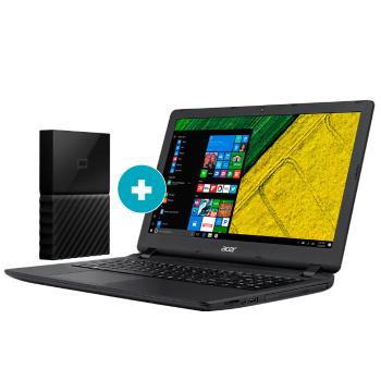 COMBO Notebook Acer Intel Core I3 + Disco externo WD 1TB