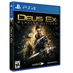 DEUS EX PS4 SQUARE ENIX