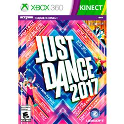 JUST DANCE 2017 TRILINGUAL XBOX 360 UBISOFT