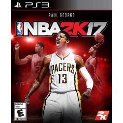 NBA 2K17 PS3 Take 2