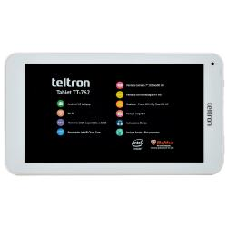 "Tablet TELTRON TT762  7 "" Intel Plateado 16 GB"