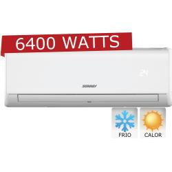Aire Acondicionado Split Surrey 5500 W VITA SMART Frío/Calor