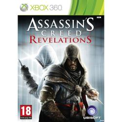 ASSASSINS CREED: REVELATIONS XBOX 360