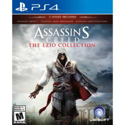 ASSASSINS CREED: THE EZIO COLLECTION PS4 UBISOFT