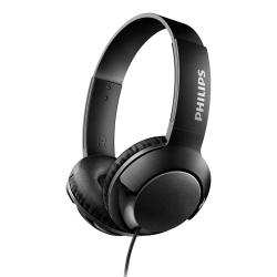 Auriculares 3.5 mm Philips SHL3075BK/00 Negro