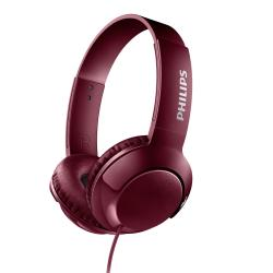 Auriculares 3.5 mm Philips SHL3075RD/00 Rojo