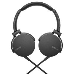 Auriculares 3.5 mm Sony MDRXB550APBCLA Negro