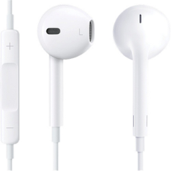 Auriculares Apple EARPODS REMOTE & MIC 827  Blanco