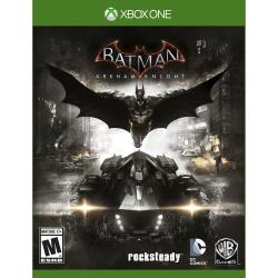 BATMAN ARKHAM KNIGHT XBOX ONE WARNER BROS