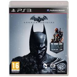 BATMAN ARKHAM ORIGINS PS3 WARNER BROS