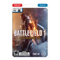 BATTLEFIELD 1 REVOLUTION PC