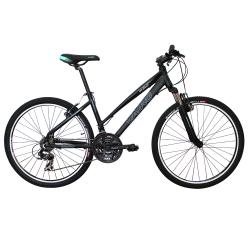 "Bicicleta Mountain Bike Vairo  LADY S Rodado 26 "" Negra"