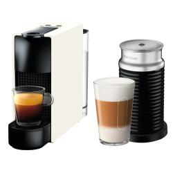 Cafetera Nespresso Essenza Mini White pack