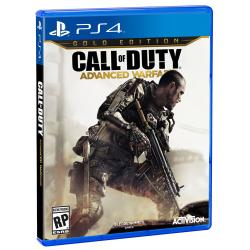 CALL OF DUTY: ADVANCED WARFARE GOLD EDIT PS4 Activision