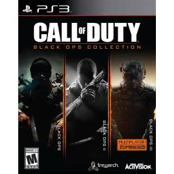 CALL OF DUTY: BLACK OPS COLLECTION PS3