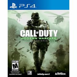 CALL OF DUTY: MODERN WARFARE REMASTERED PS4 Playstation 4