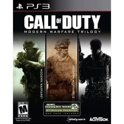 CALL OF DUTY MODERN WARFARE TRILOGY PS3 Playstation 3