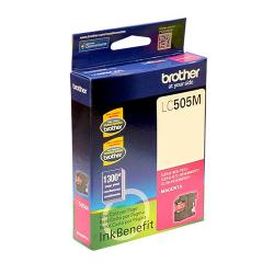 Cartucho de Tinta Brother LC505 M Magenta