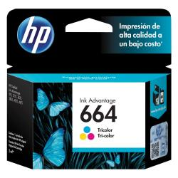 Cartucho HP 664 Color