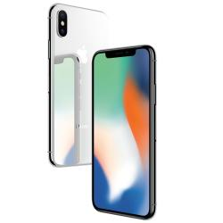 Celular Libre Apple iPhone X MQAD2LE/A Plateado 64GB