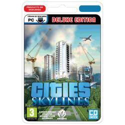 CITIES SKYLINES/STDL6087 PC Paradox Games