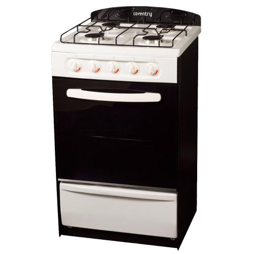 cocina coventry 53 cm crvcv53 e c gn b gas natural blanca