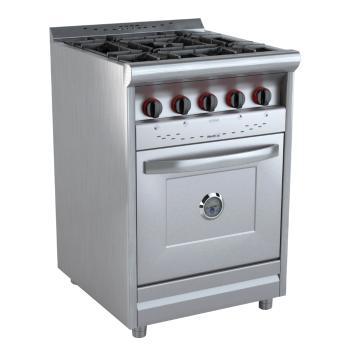 Cocina morelli 550 ac inox esm baratometro - Cocinas murelli ...