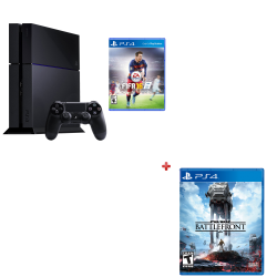 COMBO PS4 + FIFA 2016 + STAR WARS BATTLEFRONT
