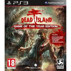 DEAD ISLAND GAME OF THE YEAR PS3 SQUARE ENIX