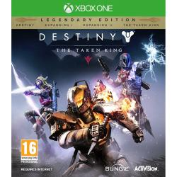DESTINY: THE TAKEN KING LEGENDA XBOX ONE Activision