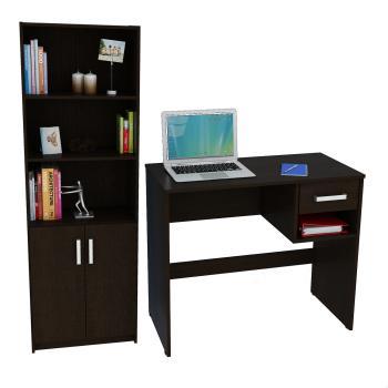 Armarios de oficina baratos escritorios with armarios de for Muebles de oficina color wengue