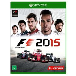 F1 2015 XBOX ONE Codemaster