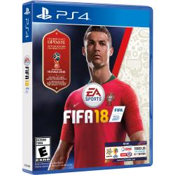 FIFA 18 WORLD CUP PS4