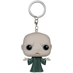 FUNKO POP KEYCHAIN: VOLDEMORT - Harry Potter