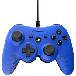 Gamepad PowerA WIRED CONTROL PS3 BLUE