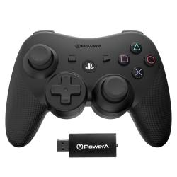 Gamepad PowerA WIRELESS CONTROL PS3 BLACK