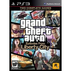 GTA: LIBERTY CITY PS3