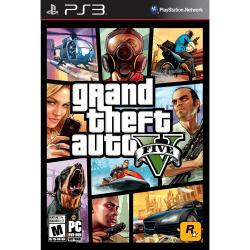 GTA V PS3 Playstation 3