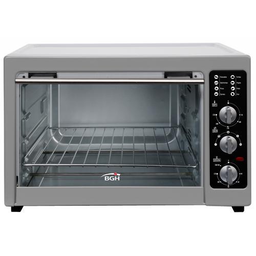 Horno el ctrico bgh quick chef 42 lts bhe42m13 en garbarino for Precios de hornos electricos pequenos