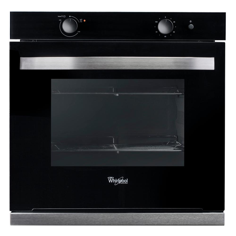 horno whirlpool empotrable woaar negro