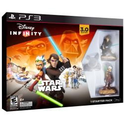 INFINITY 3.0 EDITION: STARTER PACK PS3 Disney