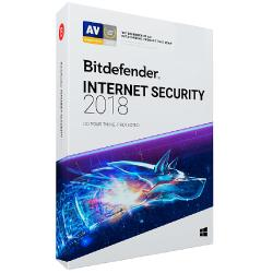Internet Security Bitdefender INTERNET SECURITY 1 PC 2 AÑOS…