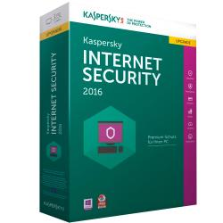 Internet Security KASPERSKY 2016/KAS16IS1 2 Lic.