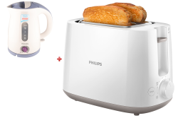 Jarr Philips HD4691/40 + Tost Philips HD2581/00