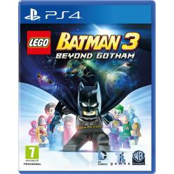 LEGO BATMAN 3 BEYOND GOTHAM PS4