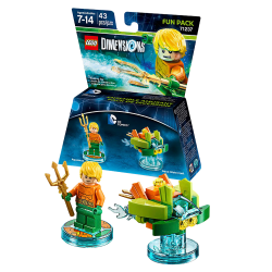 LEGO Dimensions - Aquaman FUN PACK