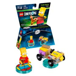 LEGO Dimensions - Bart FUN PACK