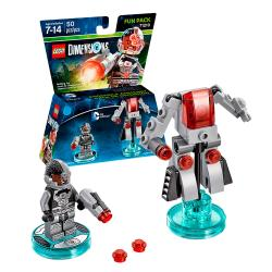 LEGO Dimensions - Cyborg FUN PACK